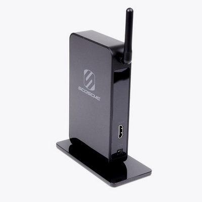 Scosche trueVIEW PC to HDTV Wireless USB Computer Movie & Video Streaming System