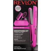 Revlon Ceramic Flat Iron Smoothing Kit Gift Set