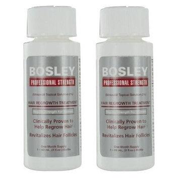 Bosley Professional Hair Regrowth Treatment Regular Strength for Women/ 2 oz
