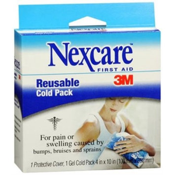 Nexcare Reusable ColdHot Pack, ( BX-2 )