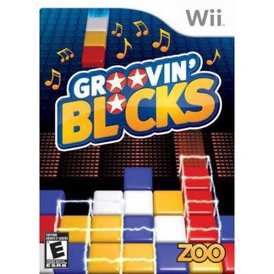 Zoo Games Groovin' Blocks (used)