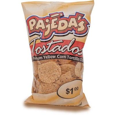 DDI 1755617 Pajedas Yellow Round Tortilla Chip - NEW