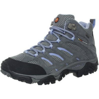 Merrell Women's Moab Mid Waterproof Hiking Boot []