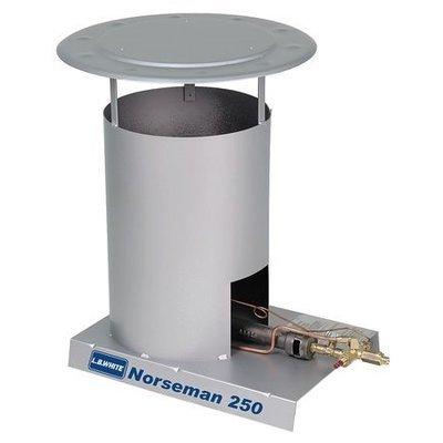 Lb White L.B. WHITE 900-341H Portable Gas Heater, LP,250000 BtuH