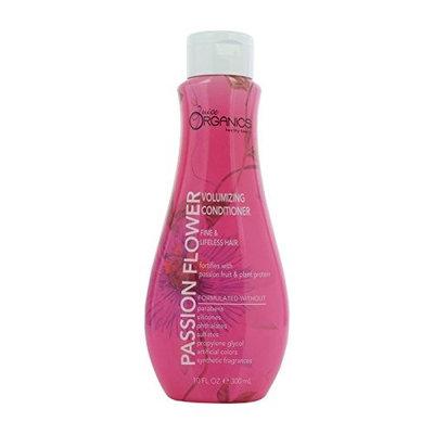 Juice Organics Passion Flower Volumizing Conditioner 10 fl oz, pack of 1