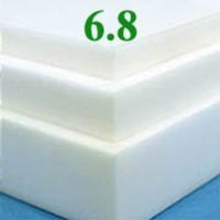 Soft Sleeper 6.8 Cal King 4 Inch Thick Visco Elastic Memory Foam Mattress Pad Topper USA Made