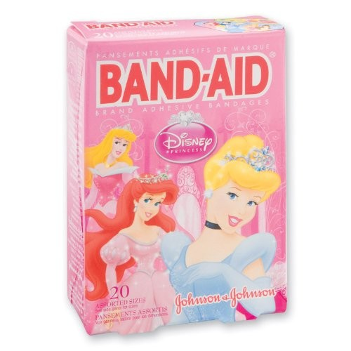 BAND-AID® Disney Princess Bandages