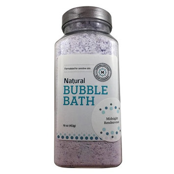 Marina Cottage Soap Co. Organic Powdered Bubble Bath, Midnight Rendezvous