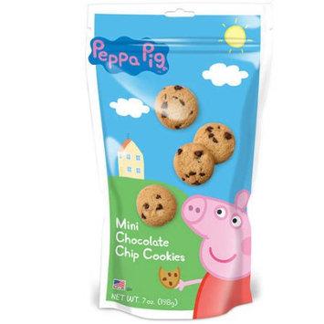 Peppa Pig Chocolate Chip Cookies, 7 oz