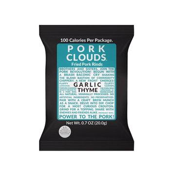 Pork Clouds - Garlic Thyme