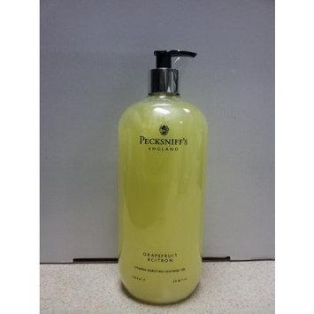 Pecksniffs Grapefruit & Citron Peel Vitamin Enriched Shower Gel 33.8 Fl. Oz. From England