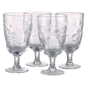 Artland Inc. Shells All Purpose Glasses - Set of 4