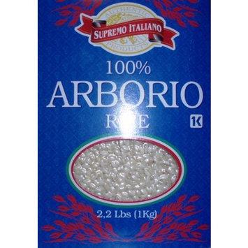 100 % Arborio Rice Supremo Italiano