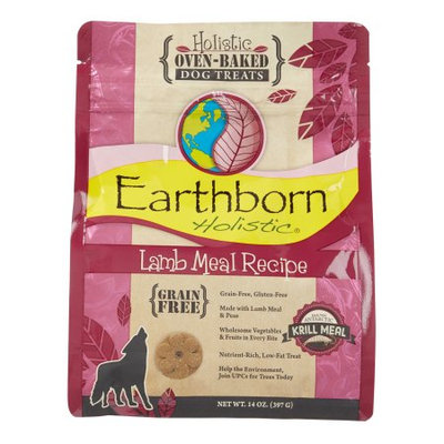Earthborn Holistic Grain Free Dog Biscuits - Chicken - 14 Oz.