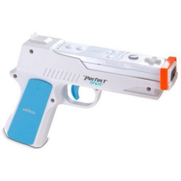 Nyko 87030 Perfect Shot Gun For Nintendo Wii (nyk87030)
