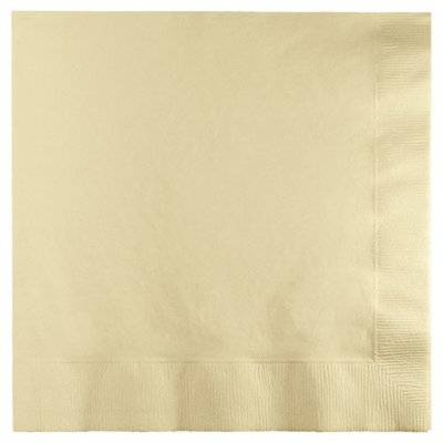 Creative Converting - Glittering Gold (Gold) Lunch Napkins