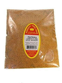 Marshalls Creek Spices Refill Pouch Low Salt, Paprika Lemon & Lime Spice Bouquet, 6 Ounces