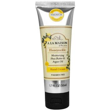 A La Maison de Provence, Hand Cream, Honeysuckle, 1.7 oz (50 ml) [Scent : Honeysuckle]