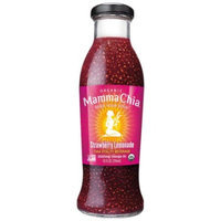 Generic Mamma Chia Organic Strawberry Lemonade Chia Vitality Beverage, 10 fl oz