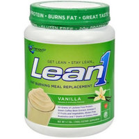 Nutrition 53 Lean1 Shake Vanilla, 10 SRV (Pack of 1)