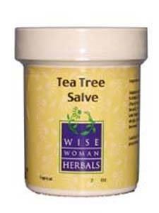 Tea Tree Salve 1oz by Wise Woman Herbals
