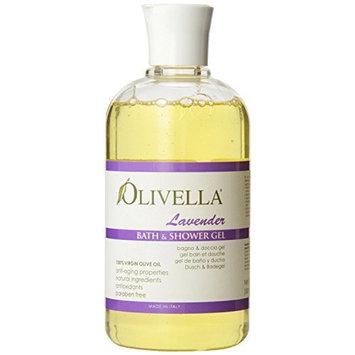 OLIVELLA BATH & SHOWER GEL,LAVNDR, 16.9 FZ, by Olivella