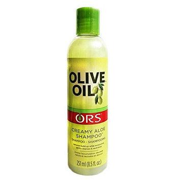 Organic Root Stimulator Olive Oil Creamy Aloe Shampoo 8.5 fl. oz.