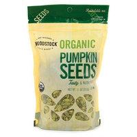 Woodstock Farms Organic Pumpkin Seeds 11 Oz (Pack of 8) - Pack Of 8