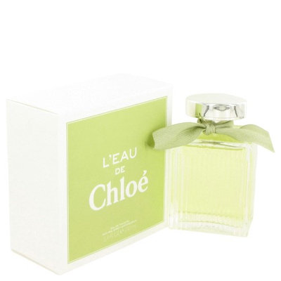 L'eau De Chloe by Chloe Eau De Toilette Spray 3.4 oz