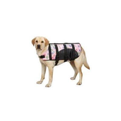 Petedge Guardian Gear Pet Life Preserver MD Peace Sign