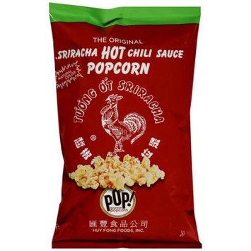 Wal-mart Stores, Inc. POP! The Original Sriracha Hot Chili Sauce Gourmet Popcorn, 4.5 oz
