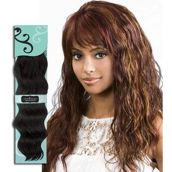Bobbi Boss Indiremi OCEAN WAVE Virgin Human Hair Remy Weave (14 INCH, 1B-OFF ... []