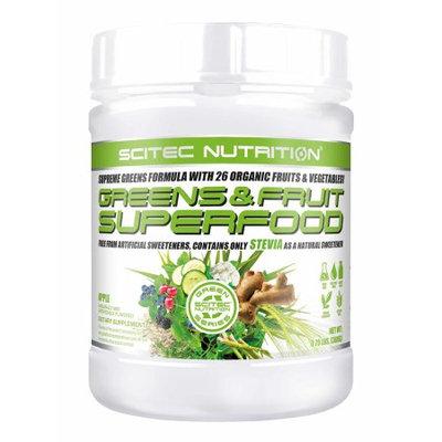 Scitec Nutrition Greens & Fruit Superfood - 30 Servings Apple