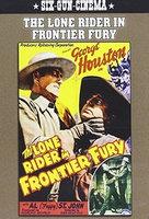 Fye Lone Rider in Frontier Fury DVD