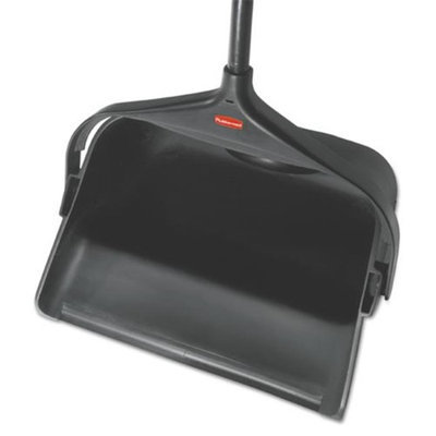 Rubbermaid Warehouse Brooms Black Lobby Pro Wet/Dry Spill Pan