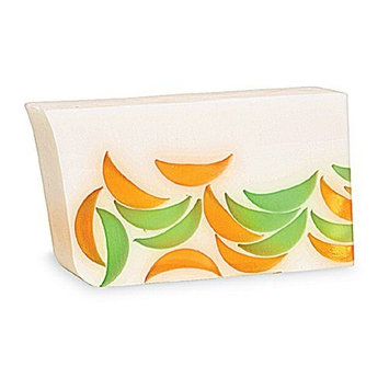 Primal Elements Soap Loaf, Orange Cantaloupe, 5-Pound Cellophane