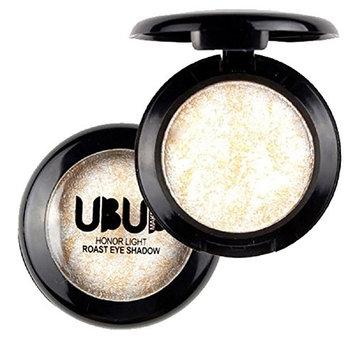 Single Baked Eye Shadow Powder Palette Shimmer Metallic Eyeshadow Palette by XILALU