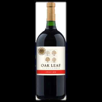 The Wine Group, Inc. Oak Leaf Sweet Red Wine, 1.5 L