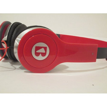 iBoost HP1106RD Stereo Foldable Headphones Rich Sound - Red