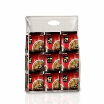 G7 Black Instant Vietnamese Coffee Vietnam Exclusive Value Pack 200 Packets, 14.1oz [Value Pack of 200 Servings (Vietnam Exclusive)]