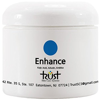 Enhance Skin Brightening Pads, 60 pads, contains Kojic Acid, Arbutin and Bearberry. Fade Away Acne Spots.