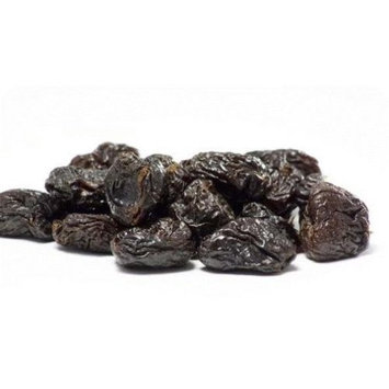 Organic Dried Pitted Prunes - 6 x 15 Oz
