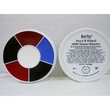 Ben Nye MASTER DISASTER WHEEL - MOULAGE MDW (1 oz/28 gm)