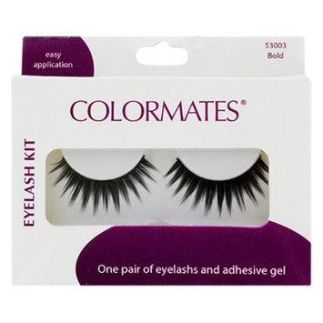 Merchandise 8648441 Colormates Eye Lash Kits Bold