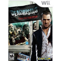 Capcom Dead Rising: Chop 'til You Drop (Wii)