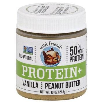 Wild Friends Protein + Vanilla Peanut Butter