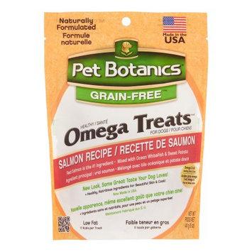 Pet Botanics Grain-Free Healthy Omega Salmon Dog Treat, 5 Oz