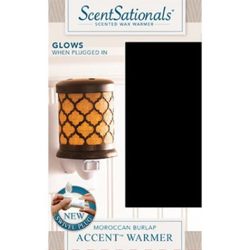 ScentSationals Accent Wax Warmer, Moroccan Burlap