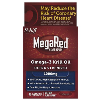 1000mg Ultra Strength Omega 3 Krill Oil-100% Pure Antarctic Krill Oil-Optimal Combination of..., ship from USA,Brand Megared