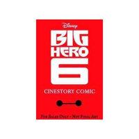 Disney Big Hero 6 Cinestory Collector Edition
